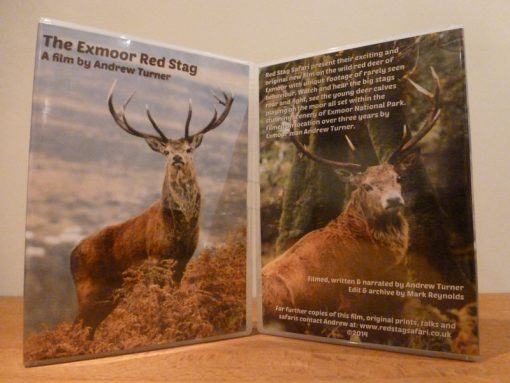 Exmoor Red Stag DVD